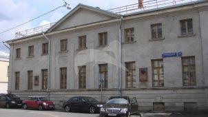 Главный дом поэта Веневитинова, конец XVIII в.