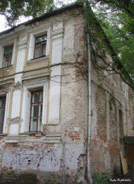 Главный дом, городская усадьба, XVII-XVIII вв.