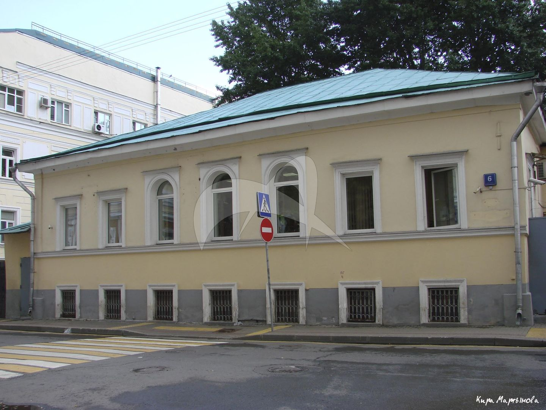 Жилой дом, начало XVIII в., 1860-е гг.