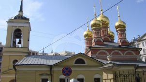 Церковь Николы на Щепах, XVII в.