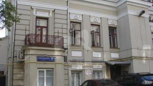 Дом, в котором с 1864 г. жил и в 1869 г. умер Одоевский Владимир Федорович. Здесь у него бывали: И.С. Тургенев, Л.Н. Толстой и П.И. Чайковский