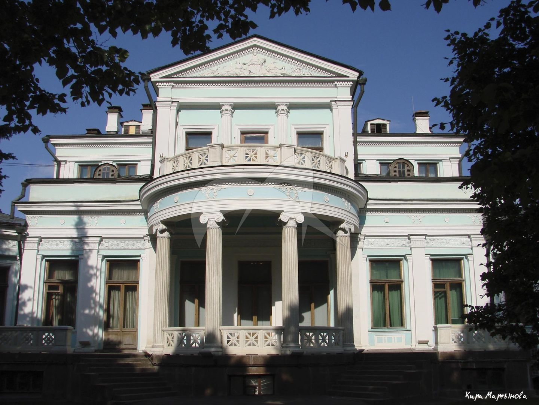 Особняк М.А. Морозова, 1894 г. (перестройка), арх. В.А. Мазырин