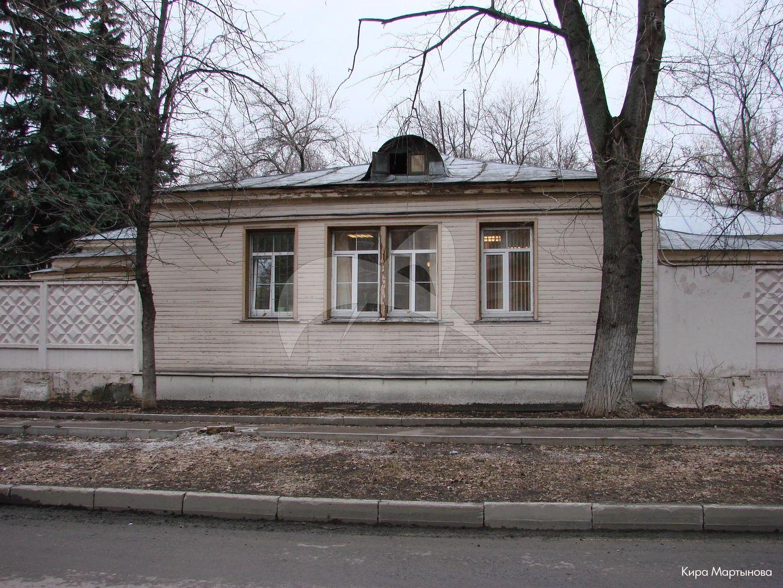 Казарма, 1839 г., арх. Е.Д. Тюрин, ансамбль Крутицких казарм
