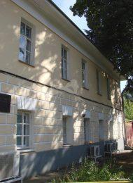 Дом Шаховской, 1824 г., арх. О.И. Бове. Интерьеры с живописью плафонов начала XIX в.