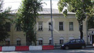 Корпус № 26, 1838 г. Первый военный госпиталь.