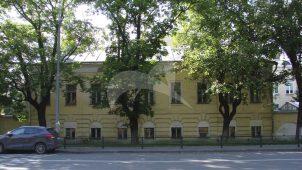 Корпус № 27, 1838 г. Первый военный госпиталь.