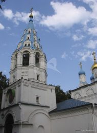 Церковь Петра и Павла в Солдатской слободе, конец XVII — начало XVIII вв.