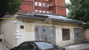 Службы, 1820-е гг., 1903 г., городская усадьба Бобковых