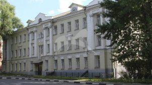 Комплекс домов Братолюбивого общества в Лефортово, начало ХХ в.