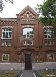 Здание бывшей детской больницы им. М.А. Хлудова, 1896 г., арх. К.М. Быковский