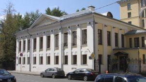 Жилой дом поэта Майкова, конец  XVIII в.