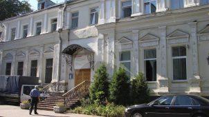 Главный дом, конец 1740 — начало 1850-х гг., 1878 г., арх. С.В. Соколов, 1886 г., арх. М.Ф. Бугровский