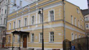 Дом, в котором в 1918-1922 гг. жила поэтесса М.И. Цветаева