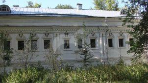 Дом (театр Юсуповых), конец XVIII в. с палатами XVII в.