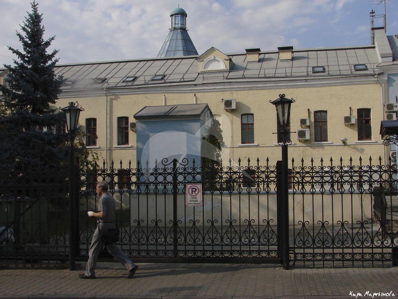 Флигель, начало XIX в., 1880-е гг., городская купеческая усадьба Кирьяковых