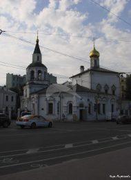 Церковь Успения в Печатниках, 1695 г.