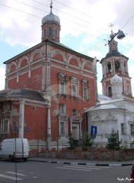 Церковь Введения в Барашах, 1650 г., 1698-1701 гг.