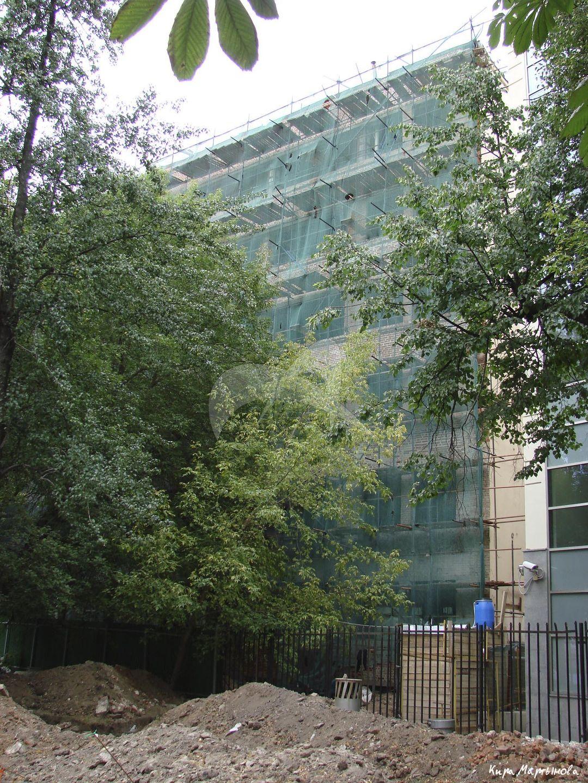«Газетный почтамт», 1931 г., арх. К.И. Соломонов, комплекс «Старого Московского Почтамта»