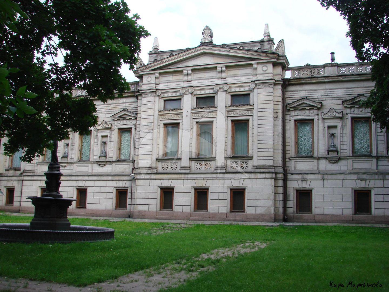 Городская усадьба, 1898-1912 гг.