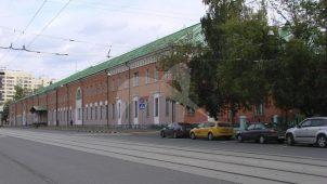 Здание 3-го Кадетского корпуса им. Александра II, 1830-е гг., арх. К.А. Тон, Е.Д. Тюрин