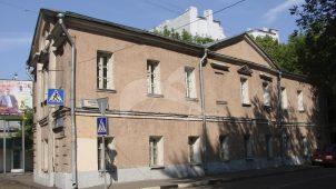 Дом, в котором жил и работал Рокотов Федор Степанович