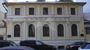 Собственный дом архитектора А.Г. Григорьева, 1842 г., арх. А.Г. Григорьев