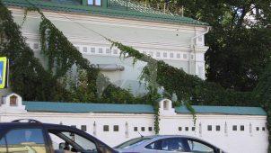 Сретенский монастырь, XIX в.
