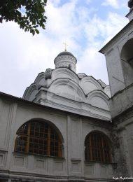 Церковь Покрова в Рубцове, 1619-1627 гг.