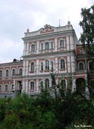 Загородный дворец Елизаветы Петровны, XVIII-XIX вв.