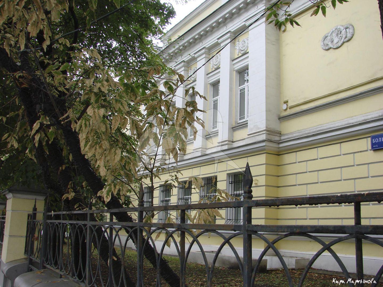 Здание гимназии, 1818 г., 1910 г., комплекс мужской гимназии