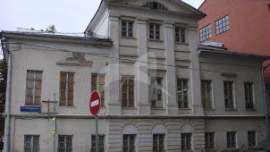 Жилой дом, начало XIX в., усадьба Рябушинских