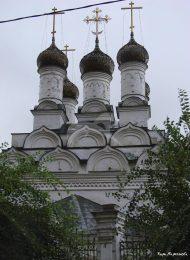 Церковь Николы в Голутвине, 1686-1692 гг.