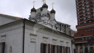 Ансамбль церкви Николы в Голутвине с воротами, 1686-1692 гг.