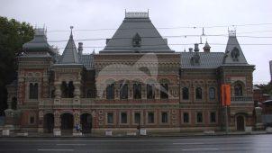 Главный дом  Игумнова, 1889-1893 гг., арх. Н.И. Поздеев