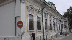 Дом, в котором в 1910-1922 гг. жил артист Ф.И. Шаляпин