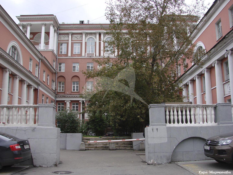 Доходный жилой дом С.А. Щербатова, 1911-1913 гг., арх. А.О. Таманян