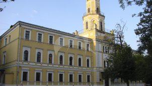 Главное здание Сущевской части, XIX в.