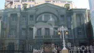 Жилой дом, городская Кожиных