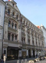 Доходный дом, 1883 г., арх. И.С. Богомолов