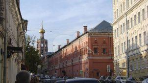 Ансамбль Высоко-Петровского монастыря, конец XVII — начало XVIII вв.