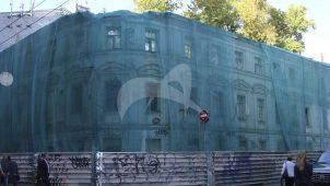 Дом и школа, XVIII в., арх. М.Ф. Казаков