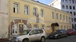 Корпус келий Златоустовского монастыря, 1789 г., 1862 г., 1872  г.
