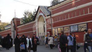 Стены, 1833-1853 гг., Покровский монастырь
