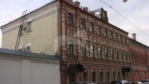 Хозяйственная постройка, XVII-XVIII вв., ансамбль Высоко-Петровского монастыря
