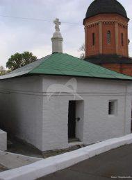 Палаты Нарышкиных, 1690 г. (часть — часовня-склеп), ансамбль Высоко-Петровского монастыря