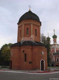 Церковь Петра Митрополита, 1505 г., 1690 г., ансамбль Высоко-Петровского монастыря