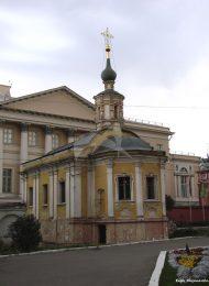 Толгская церковь, 1740-1750 гг., ансамбль Высоко-Петровского монастыря