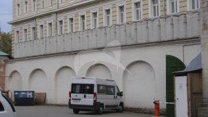 Сохранившиеся части ограды, XVII-XVIII вв., ансамбль Высоко-Петровского монастыря