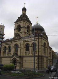 Церковь Свв. мучениц Софии и Татианы, 1892-1897 гг., арх. А.С. Каминский