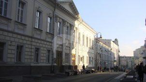 Городская усадьба Мясоедова, конец XVIII  — XIX вв.